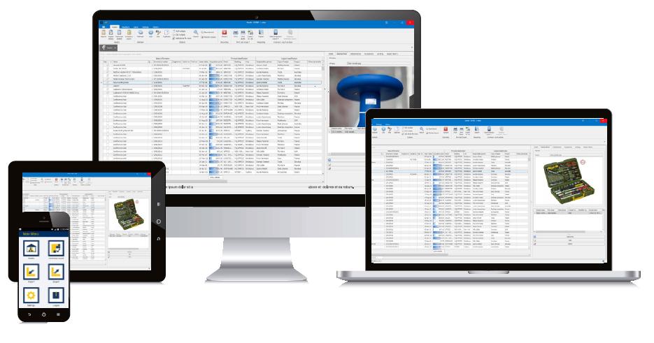 EVIDEI - Программа для автоматизации инвентаризации и переписи активов